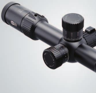 MeoTac tactical riflescopes check the boxes required for armed forces, security