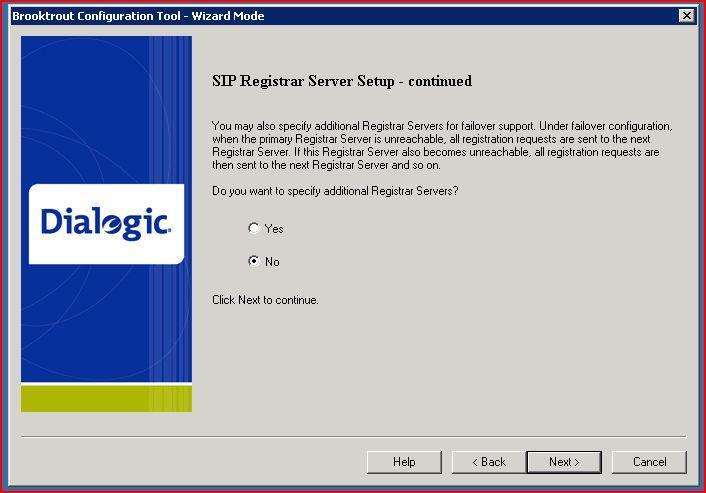 Dialogic Brooktrout SR140 Fax Software with babytel SIP Trunking Service