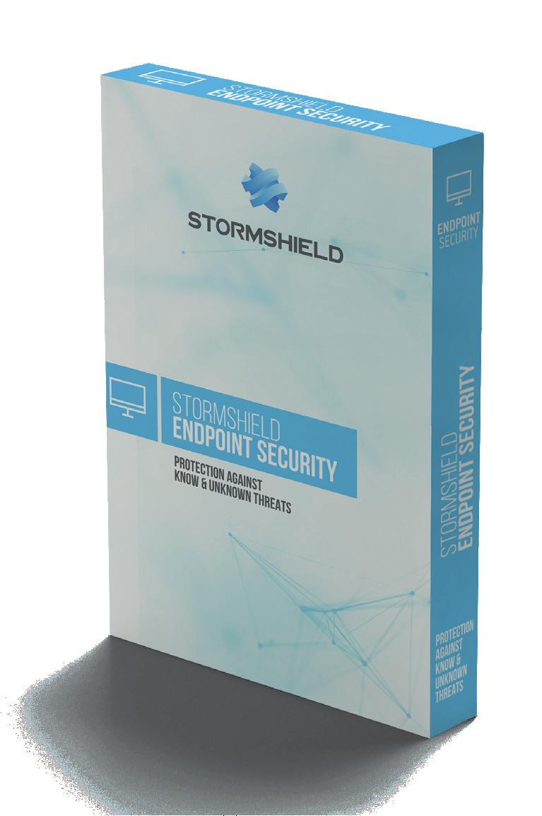 STRENGTHEN SENSITIVE OR CRITICAL ENVIRONMENTS Proactive protection against sophisticated and unknown attacks Unconnected technology The result of years of research and development, Stormshield