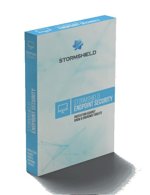 Unique, proactive protection Based on a unique technology that analyzes interactions between processes and the system of a workstation or server, Stormshield Endpoint Security provides proven