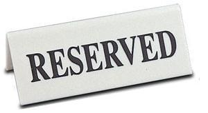 Reserved Words and Identifiers Reserved word