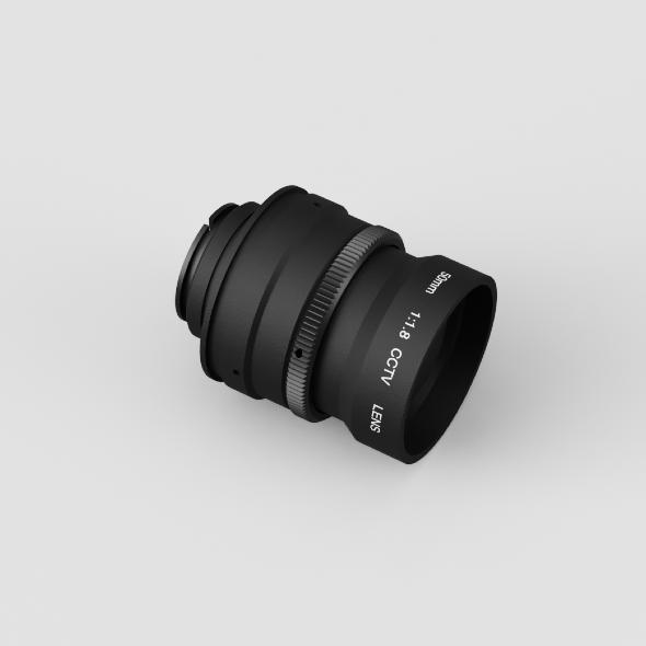 Accessories Lens 2x F1.8/50mm Lens 1X F1.4/26mm Adapter to AAA batteries Lens 2X F1.8/50mm Lens 1X F1.4/26mm Adapter to AAA batteries The lens works with IR viewers and cameras.