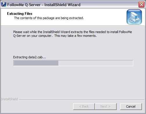 Step 3: Installatin f the FllwMe Q-Server