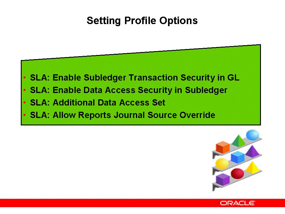 R12 Oracle Subledger Accounting Fundamentals  Student Guide - PDF