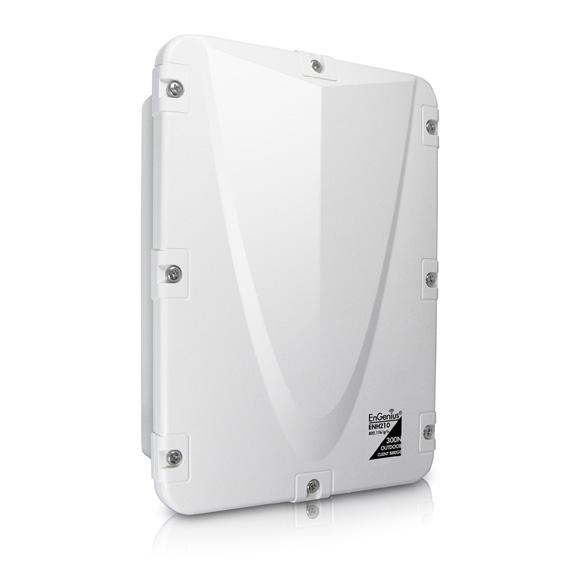 extend the transmission range to deliver a stable wireless connection. integrates 4 operation modes: Access Point, Client Bridge, Client Router and WDS.