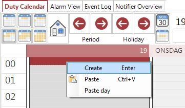 Exercise 11: Using Notifier 4. If no errors, click Alarm View.