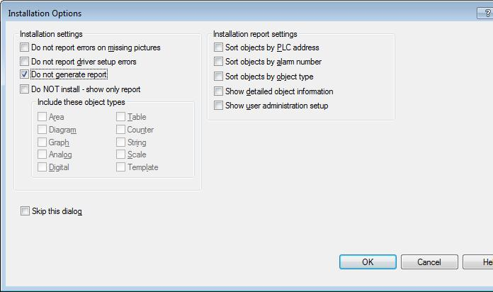 In the System Configuration form menu, click File > Exit to exit the System Configuration form. 12.