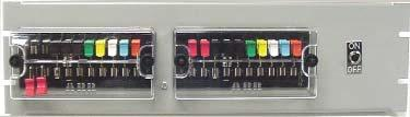 panel Any customer derived configuration Two FT-1 Switches