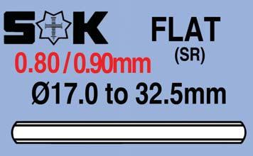 WATCH GLASSES FS080CMH360 Ø36.0mm (0.80mm) Flat EACH 18.85 FS080CMH365 Ø36.5mm (0.80mm) Flat EACH 18.85 FS080CMH370 Ø37.0mm (0.80mm) Flat EACH 19.50 FS080CMH375 Ø37.5mm (0.80mm) Flat EACH 19.50 FS080CMH380 Ø38.