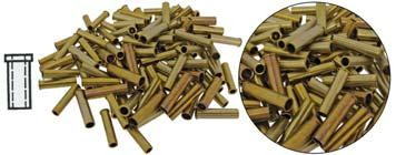 Various ring heights & diameters Pack of 12 pieces M20252G 11½ (Ligne) Sizes
