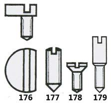 Assorted Includes Threads: S37309 Dial Screws (Diagram 79) PACK*100 8.