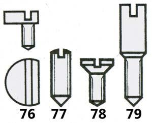 Compartments: S37360 Click Screws (Diagram 158) PACK*150 36.