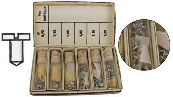 95 Return Bar Screws (Diagram 172) Pocket Watch - Made - Assorted Right Hand Thread Includes Threads: Return Bar Screws