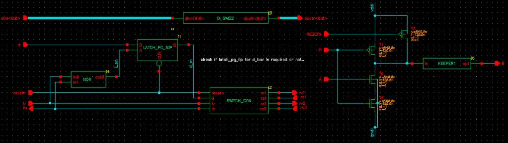 So, another tool, 3D, designed for burst mode asynchronous circuits is used for getting simpler circuit than Petrify.