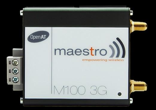 M100 & M100 485 Series * Focus: Compact & Intelligent Industrial Modems * Available in 2G, 3G and CDMA.