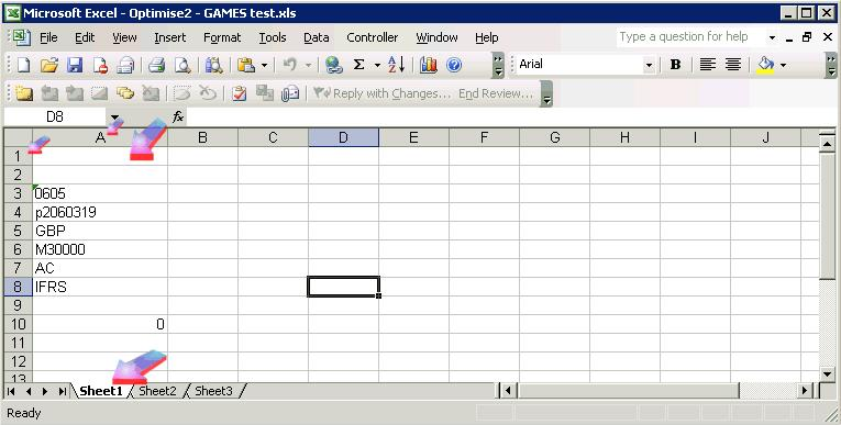TEST#1 External Excel link reprts These are Excel link reprts that have been saved (e.g. nt file shares) simply as Excel.XLS (r.xlsx) files.