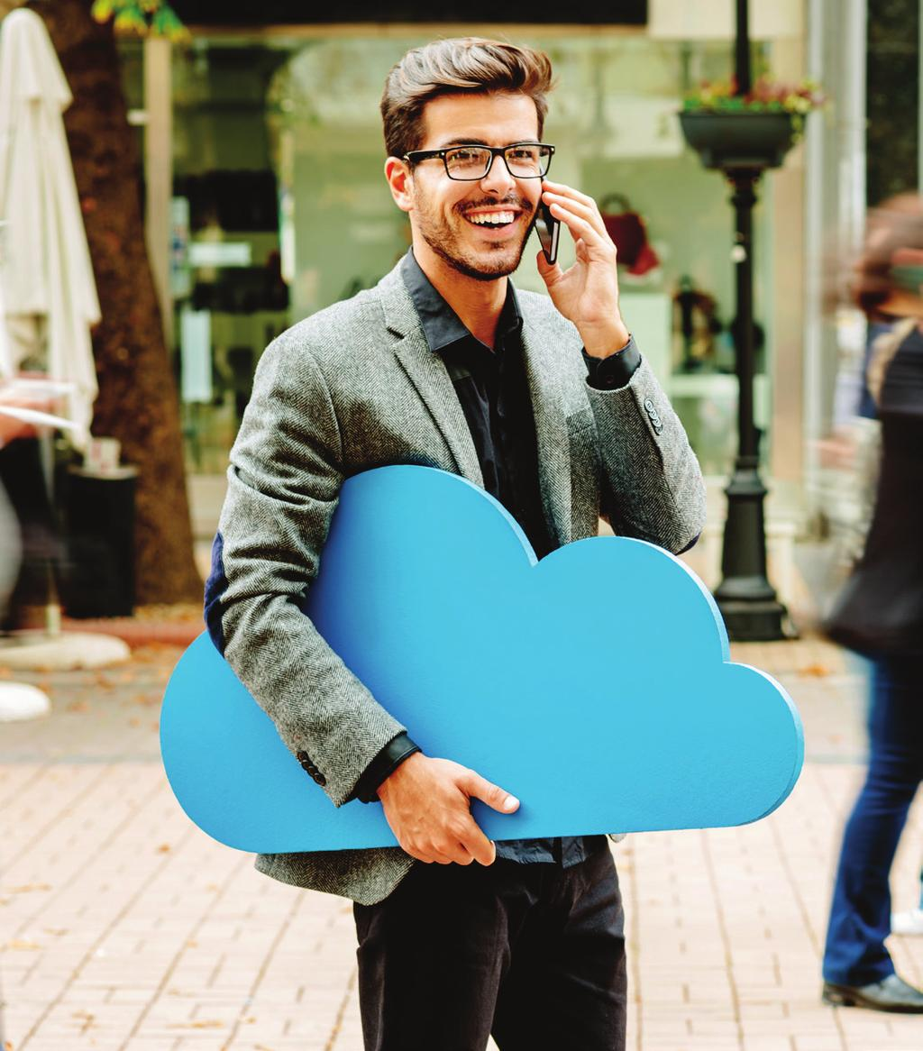 Unified Communications in the Cloud Flexible. Economical. Powerful.
