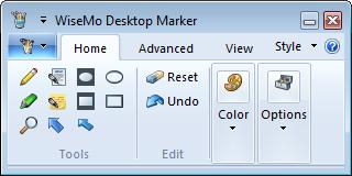 Press the Connect button (or click the Remote Desktop button on the Connection tab) The program will connect to the Host and open a separate remote desktop control window, showing the desktop of the