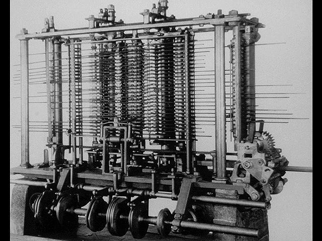 Computer History Charles Babbage 1792-1871 Analytical Engine- 1833 Could store numbers/