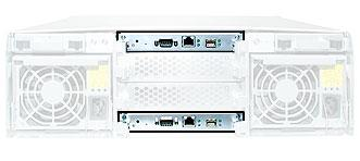Controller Module Xserve RAID includes two controller modules.