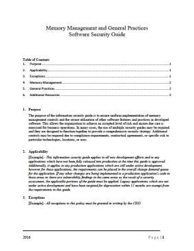 5. HTML 5 Security Guide 6.