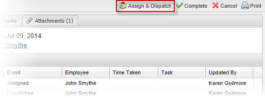 4. In the windw that pens, use the Assign T drp-dwn list t assign (if currently unassigned) r