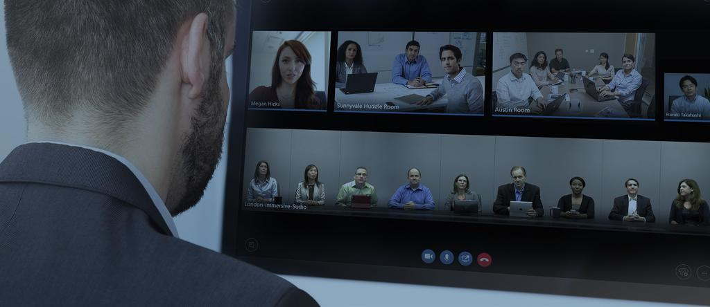 Video Conferencing & Skype for Business: Your Need-to-Know Guide Effective, engaging collaboration that leverages video conferencing should incorporate features like content sharing, clear