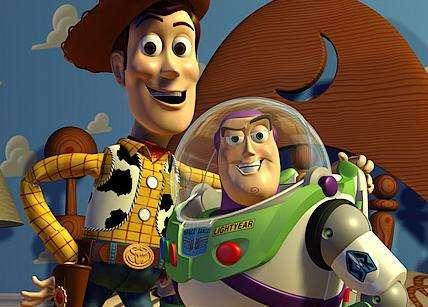 modeling software Toy Story Disney /