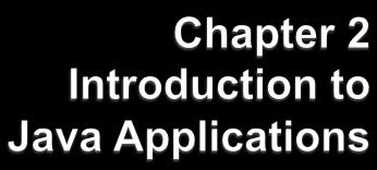 } Java application programming } Use tools from the JDK