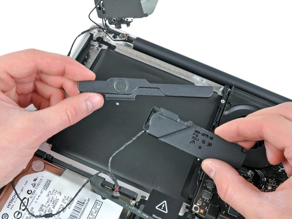 "assembly on your early 2011 MacBook Pro 13"" Unibody."