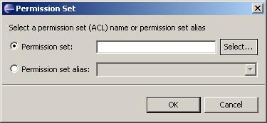 Managing Lifecycles Setting permission sets Permission sets (also known as ACLs, or access control lists) specify the operations (such as read, edit, create a new version, or delete) users can