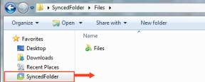 1. On your computer (local machine), open Synced Folder in an explorer window. Synced Folder displays. 2. Drag files or folders into Synced Folder.