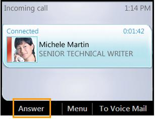 Place a call on hold From the In Call screen, press Hold.