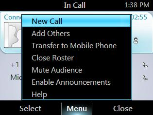 ENGLISH HP 4120 IP Phone User Guide Manage Multiple Calls Switch between calls When you have an active call and one or more calls on hold (or if you just have several calls on hold), you will see