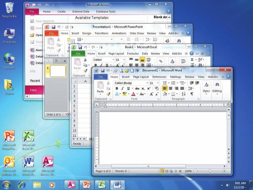 Software Computer software is grouped into two categories: application software and system software. Application software is used for a specific purpose.