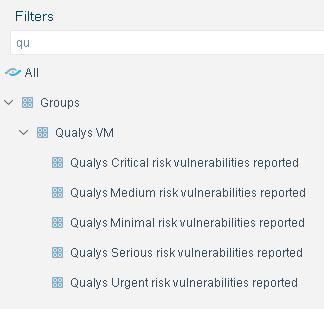 You can later use these groups in CounterACT policies to control endpoints. For example, assign endpoints detected as having Urgent risk vulnerabilities to an isolated VLAN.