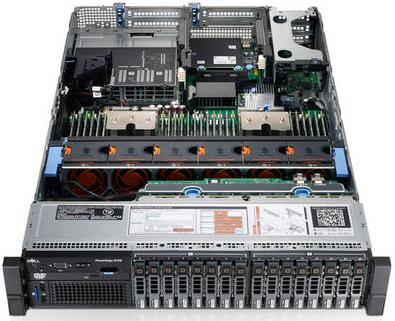 Server Details: PowerEdge R720 Each PE R720 has: Up to 2 K20 GPUs Two E5-2600 CPUs 768GB of