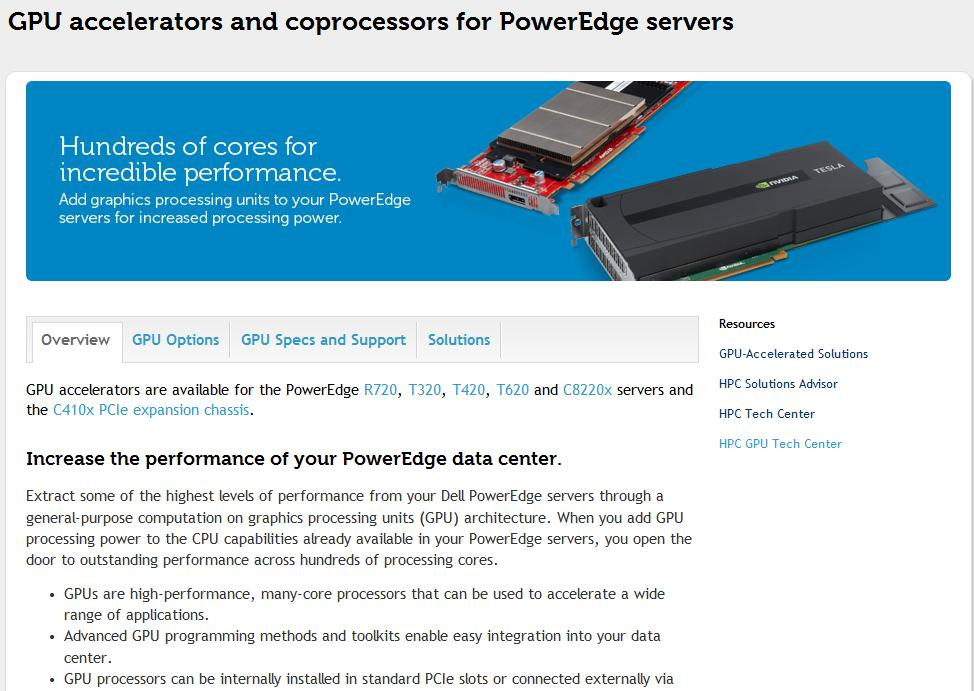 Resources: www.dell.