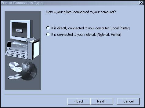 Printer in figure 65; then, click Next to continue to figure 66.