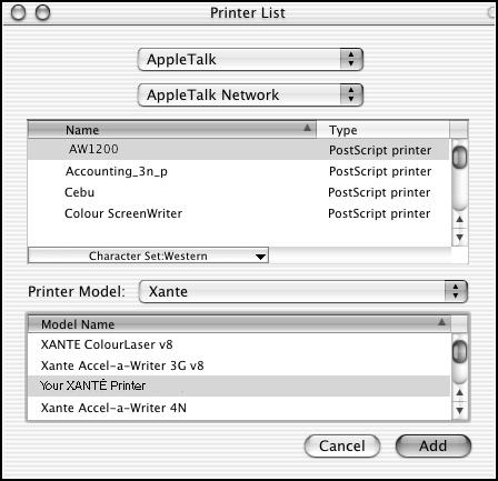 1) Note: You must double-click the OSX_setup icon The installation window does not open automatically. Fig. 130 Select File: Print; click Printer Features. Fig. 133 Click Add Printer.