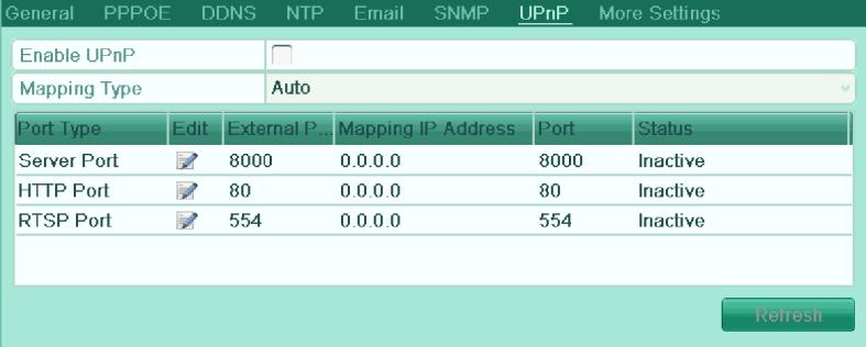 information via SNMP port. By setting the Trap Address, the DVR is allowed to send the alarm event and exception message to the surveillance center. 9.2.