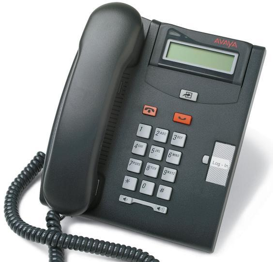 1. T7100 Telephone This guide covers operation of a T7100 phone on an -