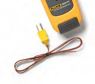 Fluke t3000 FC Wireless K-Type Temperature Module The Fluke t3000 FC Wireless K-Type Temperature Module is one member of a family of wireless test tools that let you share test data using the Fluke