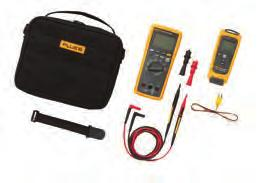 80PK-24 (714) SureGrip Air Temperature Probe See page 143 80PK-9 General Purpose Probe See page 143 Fluke t3000 FC Testing 3-phase is now faster and cheaper When your cabinet is de-energised, attach