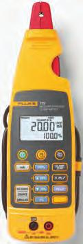 Fluke 771, 772 and 773 ma Process Clamp Meters Fluke 772 Fluke 773 Features Fluke 771 Don t break the loop on 4-20 ma signal measurements and save time with the Fluke 771, 772 and 773 milliamp