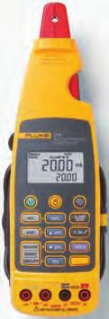 Use the Fluke 772 and 773 to: Source 4-20 ma signals for testing control system I/O or I/Ps Simulate 4-20 ma signals for testing control system I/O Measure 4-20 ma signals with in-circuit measurement