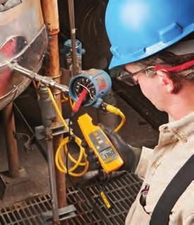 Clamp Meters pay for themselves The more you use them the more money you save Measuring 4-20 ma signals (five) times without operator intervention can pay for the 771 Saving a trip back to shop to