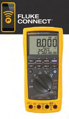 Fluke 789 ProcessMeter Now compatible with Fluke Connect App The Fluke 789 ProcessMeter is the ultimate troubleshooting tool for electricians and instrumentation professionals, combining the