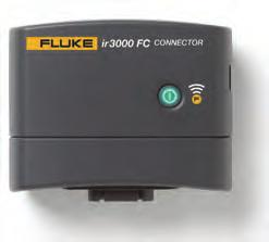 If you already have a Fluke 287/289 Digital Multimeter or Fluke 789 Process Tool in your tool box or tool belt or are considering purchasing one, add the ir3000 FC Connector so you can communicate