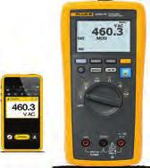 Fluke Connect Compatible Tools See It. Save It. Share It. All the facts, right in the field.